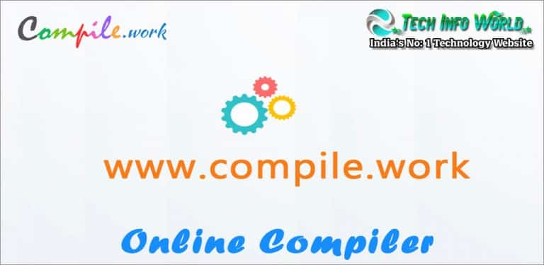 Compile and Run Programs Online! FREE Online Compiler