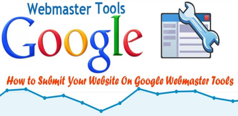 How to Submit Your Website On Google Webmaster Tools