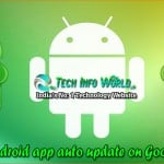 How to Stop Android App Auto Update on Google Play Store