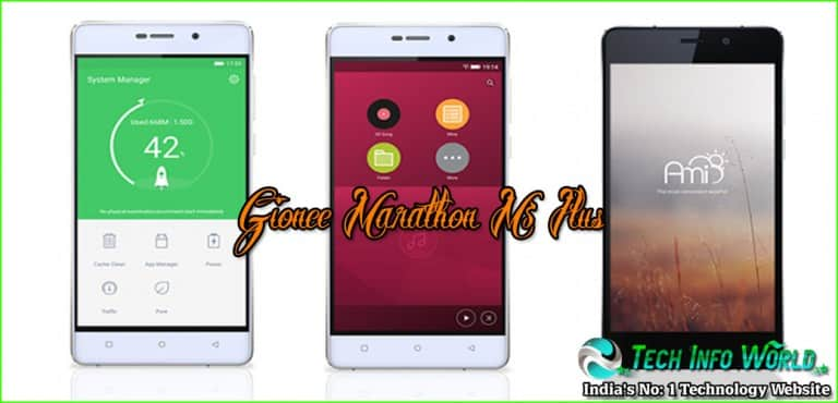 Gionee Marathon M5 Plus Smartphone Review