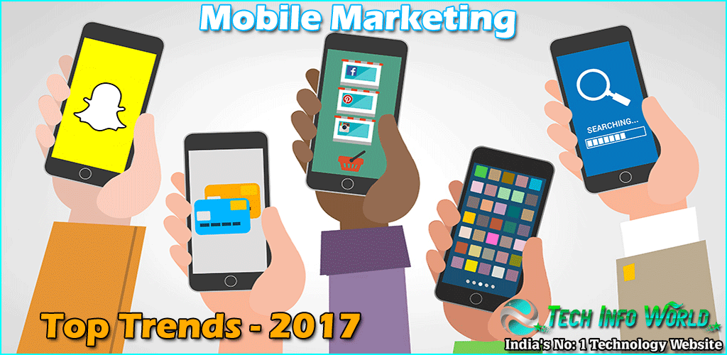 Top mobile marketing trends for 2019 - Mobel trends 2017 ...