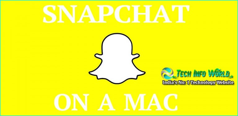 How to use Snapchat on Mac ?