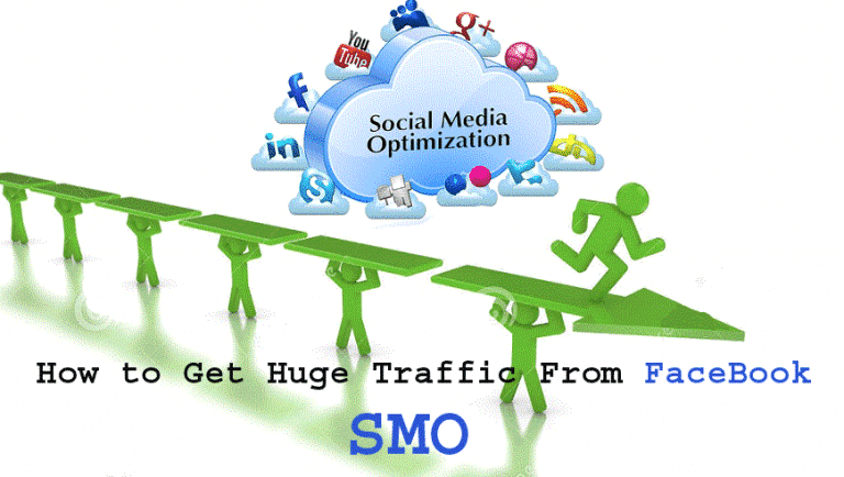 How to Get Huge Traffic From Facebook Using Social Media Optimization ?