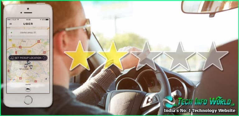 Uber Passenger Rating- Ways to Improve It