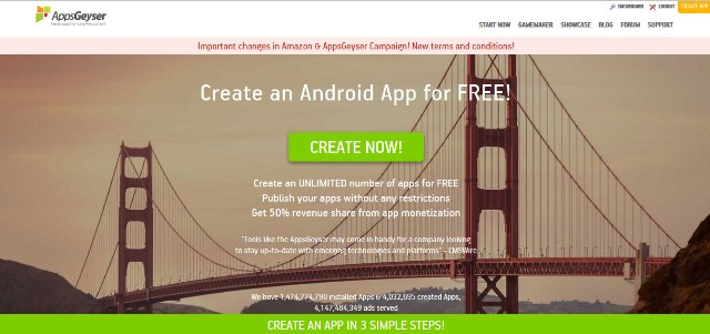 How to Create Android App free for Your Website?