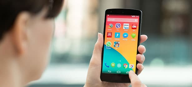 Mobile phone takes over lead in US online trading