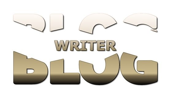 A successful path from an essay writer to a popular blogger
