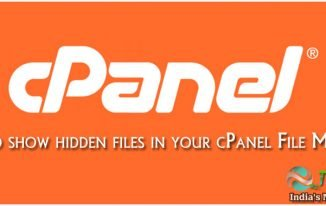 How to show hidden files in your cPanel File Manager 2020
