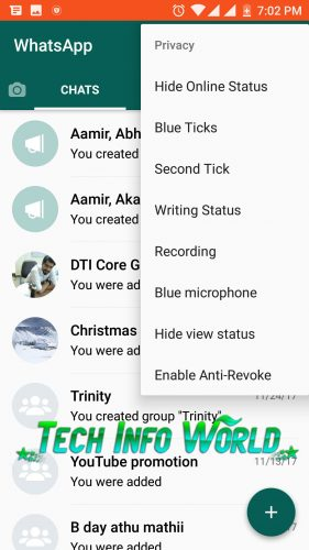 Latest GBWhatsApp Apk 2018