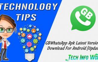 Mod GbWhatsApp Apk