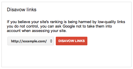 Google Disavow Link Tool : Some Golden tips to remove bad backlinks 2019